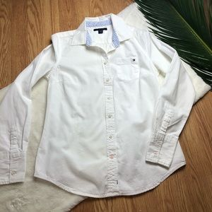 Tommy Hilfiger Classic Button Down Shirt.